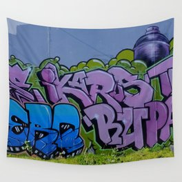 Bit on the Side Wall Tapestry