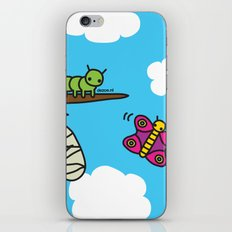 Caterpillar  iPhone & iPod Skin
