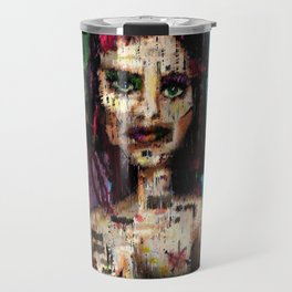 The Sound Of One Hand Clapping Travel Mug