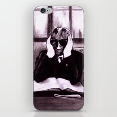 The Invisible Man iPhone & iPod Skin