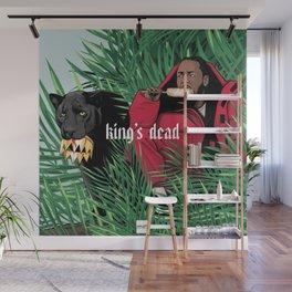 King's dead Wall Mural
