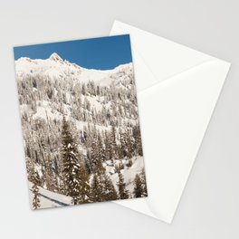 Image California USA Lassen Volcanic National Park Stationery Cards