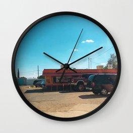 Odesert III Wall Clock