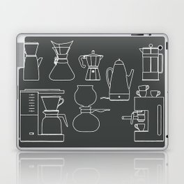 coffee makers Laptop & iPad Skin