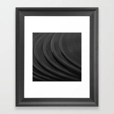 Vinyl I Framed Art Print