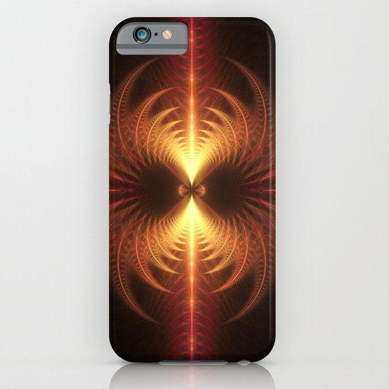 Fractal Magic iPhone & iPod Case