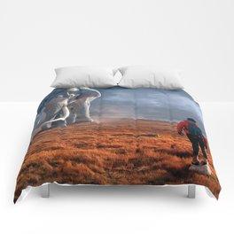 My Monolith Elephant Comforters
