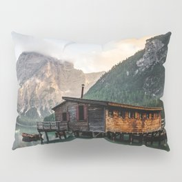 Lago di Braies Pillow Sham