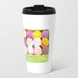 Macarons Travel Mug