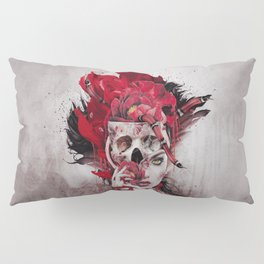 Poisonous Flowers Pillow Sham