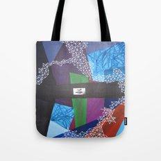An eye Tote Bag