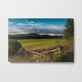Landscape Photography by Dave Robinson Metal Print