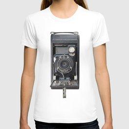 Vintage Autographic Kodak Jr. Camera T-shirt