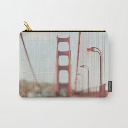 Golden Gate Bridge. A Memory San Francisco Carry-All Pouch
