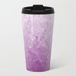 Ombre Purple Travel Mug