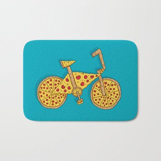 Pizzacycle Bath Mat