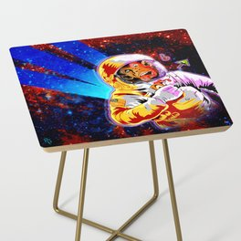 SPACE CHIMP Side Table