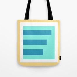 A Framed Poll Tote Bag