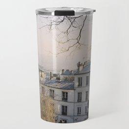 Montmartre Views Travel Mug