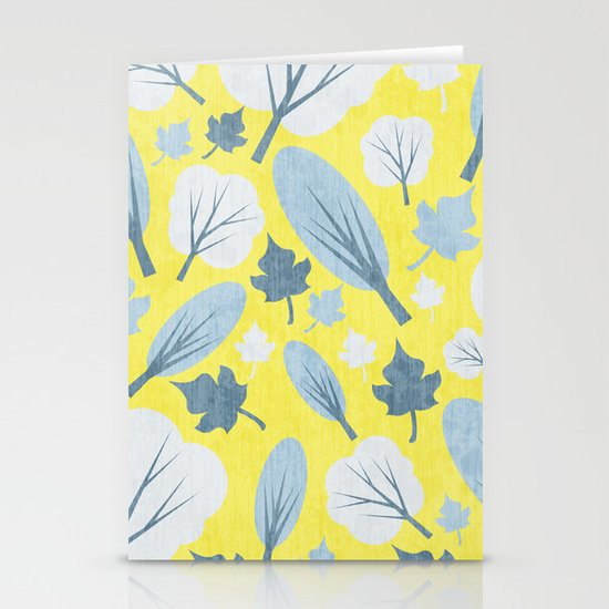 Classical Spring 3 Stationery Cards