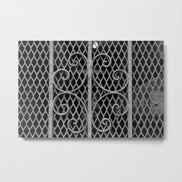 SanFran Swirl Metal Print