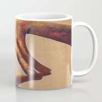 architecture Mugs featuring Architecture by Peter Dannenbaum