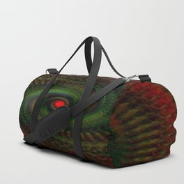 Spiral Madness Duffle Bag