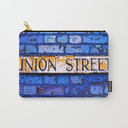 Union Street Carry-All Pouch