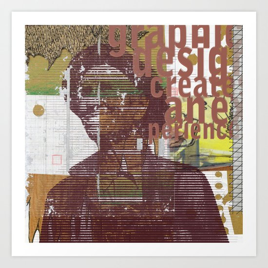 Experience Art Print