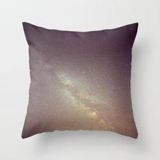 Falling Through Throw Pillow