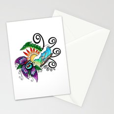 Monster Surf Dreams Stationery Cards