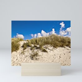 Summer Sand Dune of Denmark Mini Art Print
