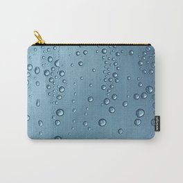 WATER bubbles Carry-All Pouch
