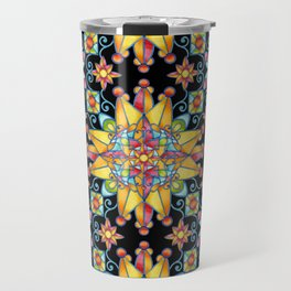 Sunshine Arabesque Travel Mug