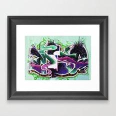 Wall-Art-026 Framed Art Print