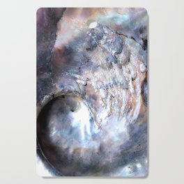 Shell Abstract Cutting Board