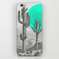 cacti iPhone & iPod Skins featuring Cacti by Zeke Tucker