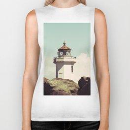 Lighthouse 2 Biker Tank