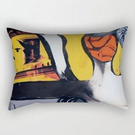 Stretched Rectangular Pillow