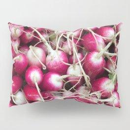 RADishes... Pillow Sham