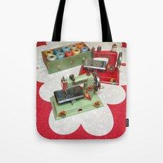Sew Sweet Tote Bag