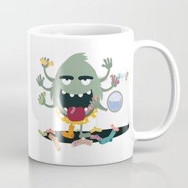 Sock Monster Coffee Mug