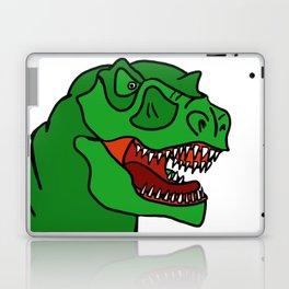 Green T-Rex Laptop & iPad Skin