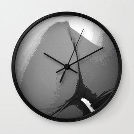 Dat Ass Though Gray Wall Clock