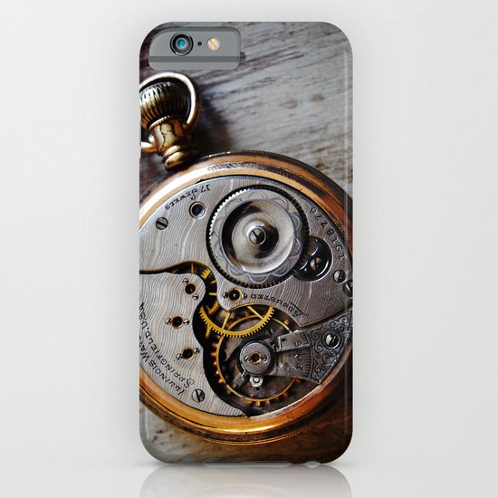 The Conductor's Timepiece - 1 iPhone & iPod Case