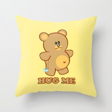 Hug Me! Throw Pillow