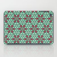 honeycomb iPad Cases featuring Honeycomb by Paula Belle Flores