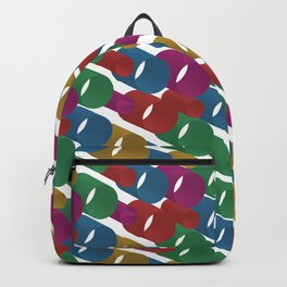 3D X Pipes Backpack