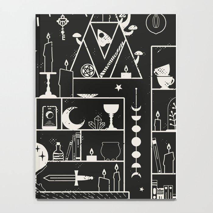Moon Altar Notebook