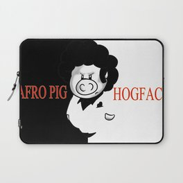 Hogface Laptop Sleeve